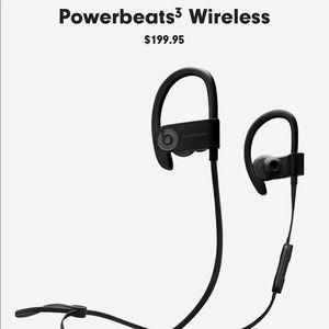 Black Power beats wireless